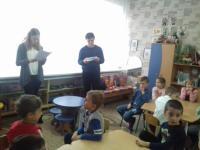 Содружество детского сада и школы