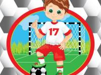 Первые шаги в футболе