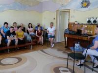 Встреча с кандидатами в органы государственной власти и местного самоуправления