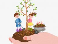 """Посади дерево  в """"Родничке"""""""
