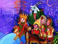 """""""Родничок"""" празднует зимние Святки"""